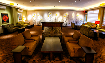 Dinner In Staten Island, Luxurious Lobby And Lounge Photo - Lorenzo's Restaurant, Bar & Cabaret